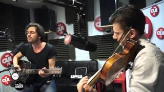 Robert Francis - Love Is A Chemical - Session Acoustique OÜI FM