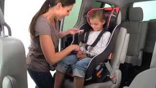 Graco HeadWise 70 Convertible Car Seat Installation Video(This video demonstrates how to install the Graco HeadWise Convertible Car Seat., 2013-10-11T12:45:00.000Z)