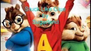 Stuck Like Glue by Sugarland chipmunk version