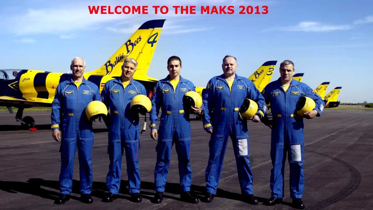 baltic bees aerobatic team youtube