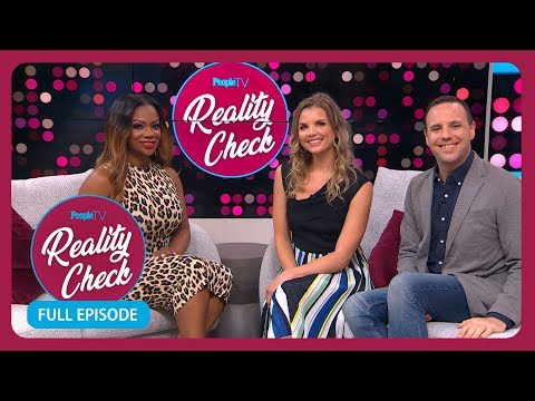 &39;The Real Housewives Of Atlanta&39; & &39;RHOP&39; Recap With Kandi Burruss & More  PeopleTV