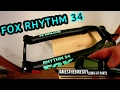 Fox Rhythm 34 Boost 29er Fork Actual Weight (OEM Float 34)