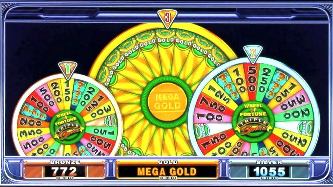 Igt wheel of fortune secret spins casino juegos de azar