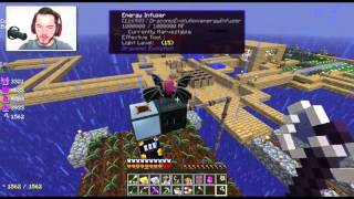 Minecraft: Sky Factory Ep. 36 - DRACONIC ENERGY