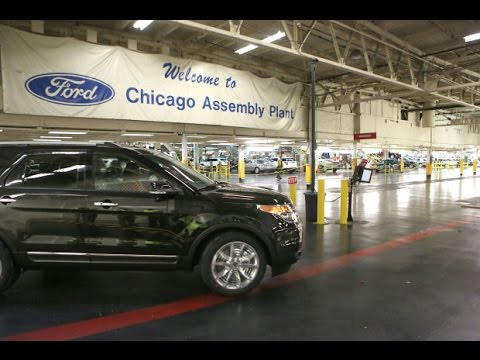 Ford Factory Chicago Youtube