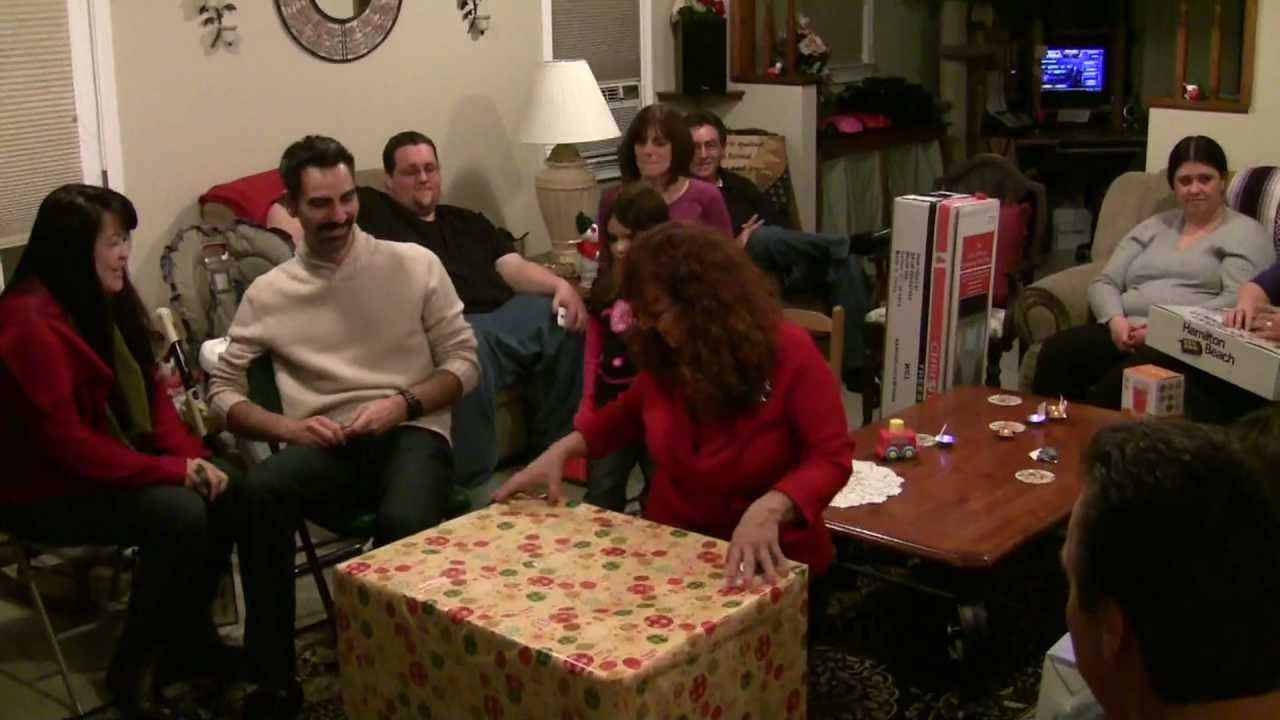 Awesome pregnancy reveal to family on Christmas Day 2011 YouTube – Baby Announcement Ideas to Family