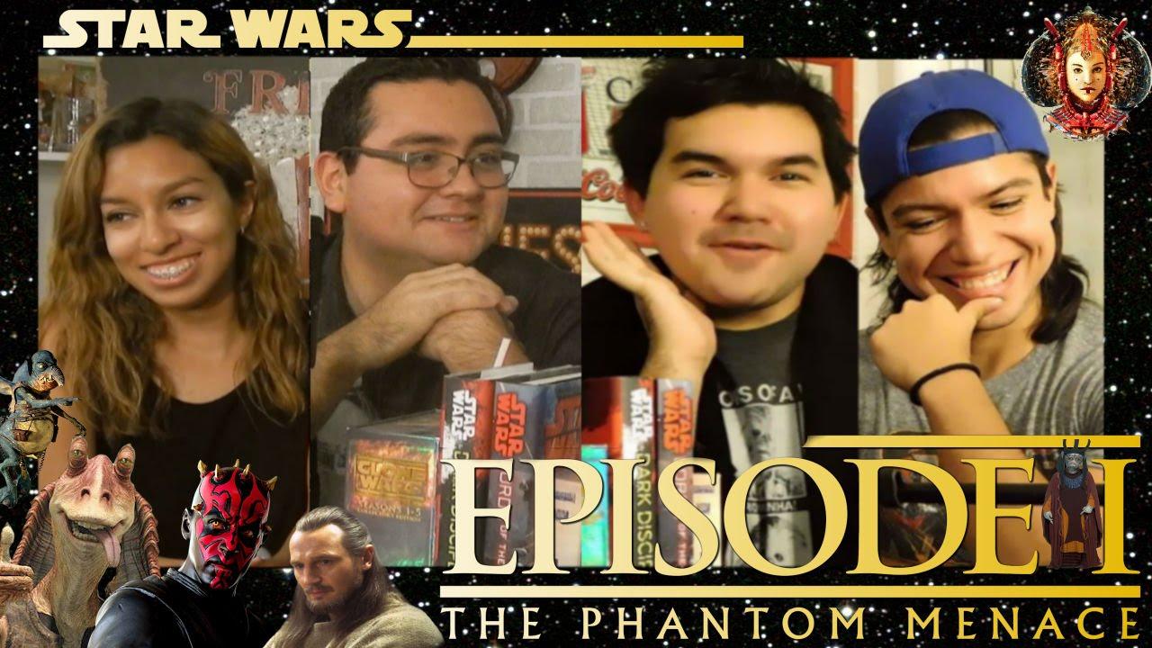 How to Fix Star Wars The Phantom Menace! - YouTube |Star Wars Phantom Menace Youtube