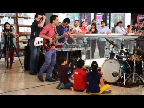 AllMusic Band, Flashmob El Dorado.