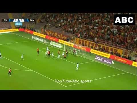 Galatasaray 2-1 Panathinaikos HD Maç Özeti 03.08.2019