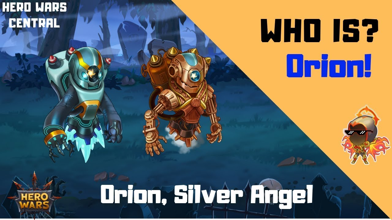Hero Wars | Who is? Orion!