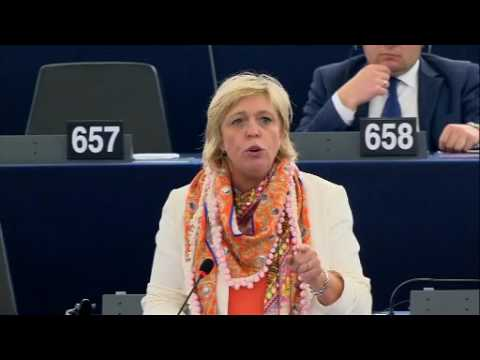 Hilde Vautmans 16 May 2017 plenary speech on EU Strategy on Syria