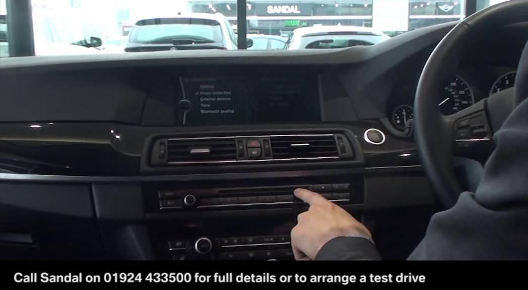BMW I ActiveHybrid From Sandal YouTube - 2012 bmw 530i