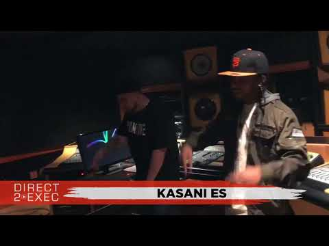 Kasani Es Performs at Direct 2 Exec Los Angeles 3/4/18 - Dreamville Records