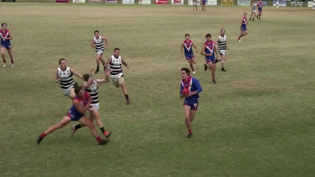 Rd 5   South Barwon vs Lara Ball Centre Bounces