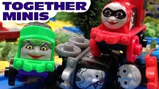 Thomas and friends : Together MNIs   capsule toys plarail