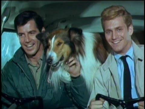 "Lassie - Episode #480 - ""The Last Frontier"" - Season 15, Ep. 5 - 10/27/1968"