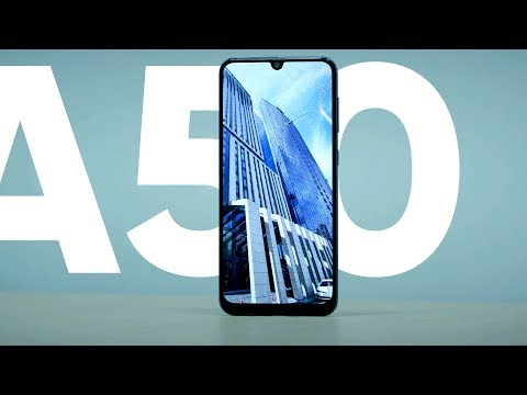 Народный Флагман. Покупай-те. Обзор Samsung Galaxy A50