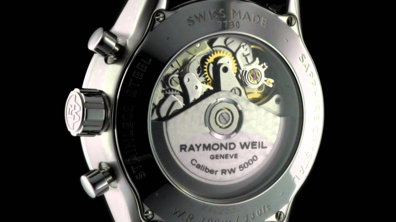 New RAYMOND WEIL Watch | Introducing Freelancer