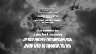 Memory of the future (official lyrics video)