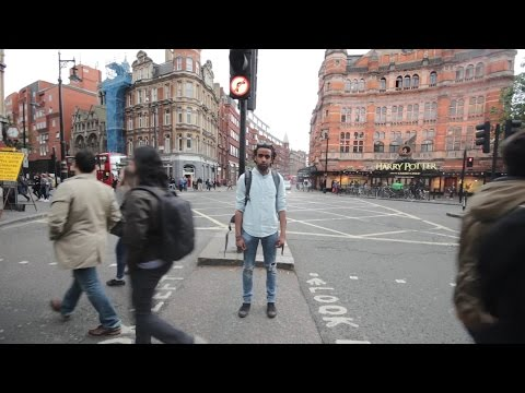 My London Experience in 1 minute