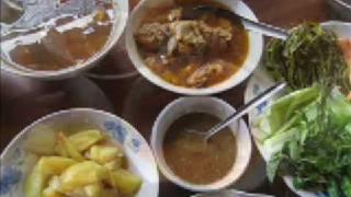 Burmese Buffet 2008