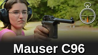 Minute of Mae: Mauser Construktion 96