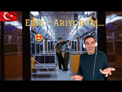 Italian Reaction to 🇹🇷 Edis - Arıyorum (Official Video) 😳