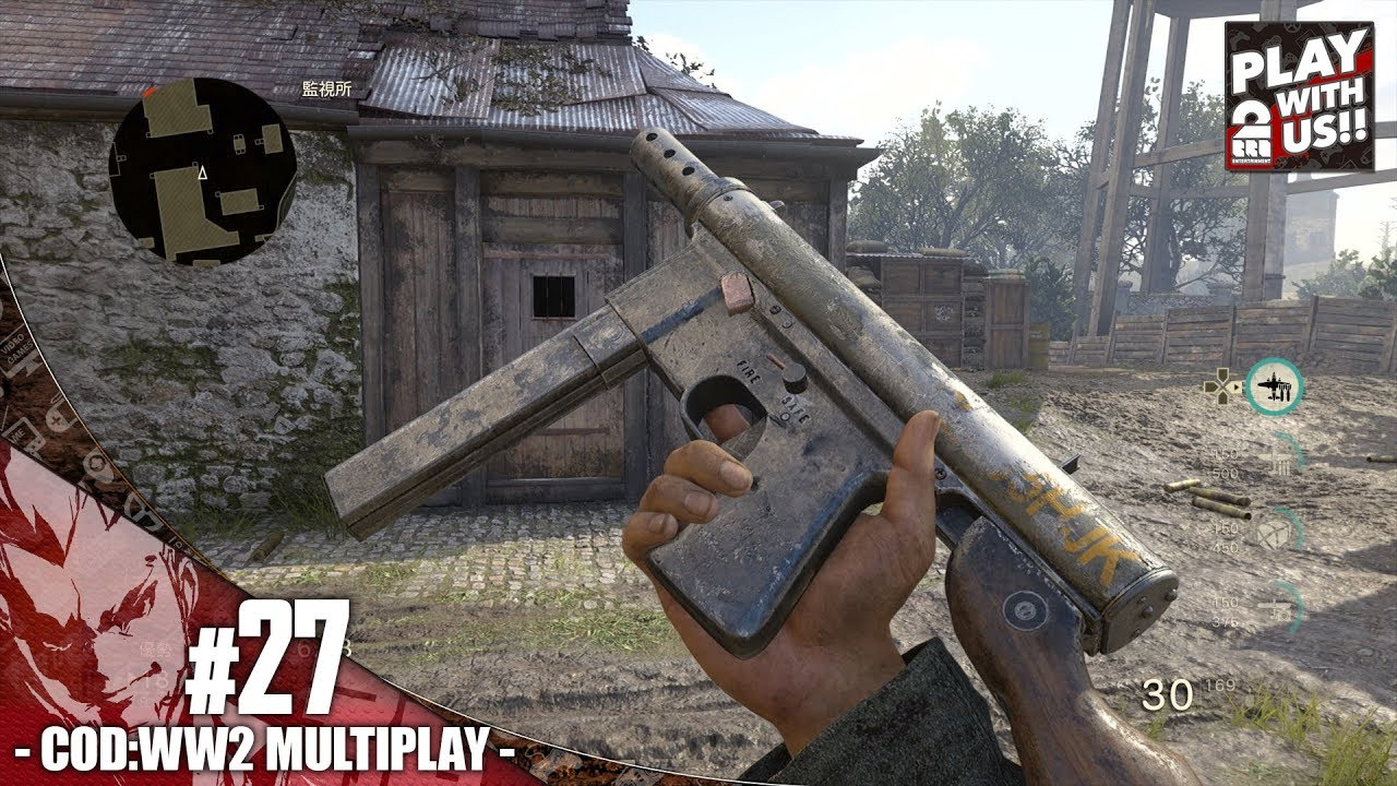 27 fps 弟者の cod ww2 2bro end youtube