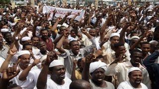 تحالف بين احزاب سودانية معارضة ومجموعات من المتمردين
