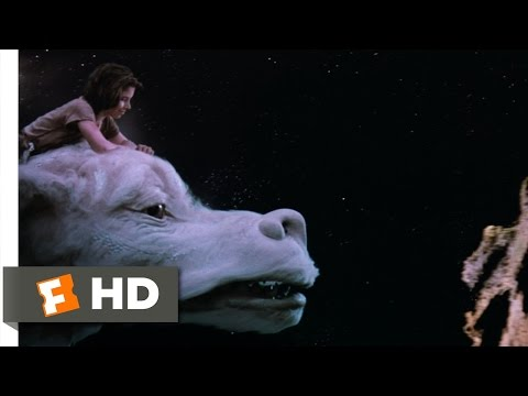 The Neverending Story (8/10) Movie CLIP - The Power of The Nothing (1984) HD