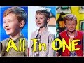 Ned Woodman - Finalist -  Full Performances - Britain's got Talent 2017