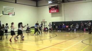 Houston Girls Team 2 vs Team 6
