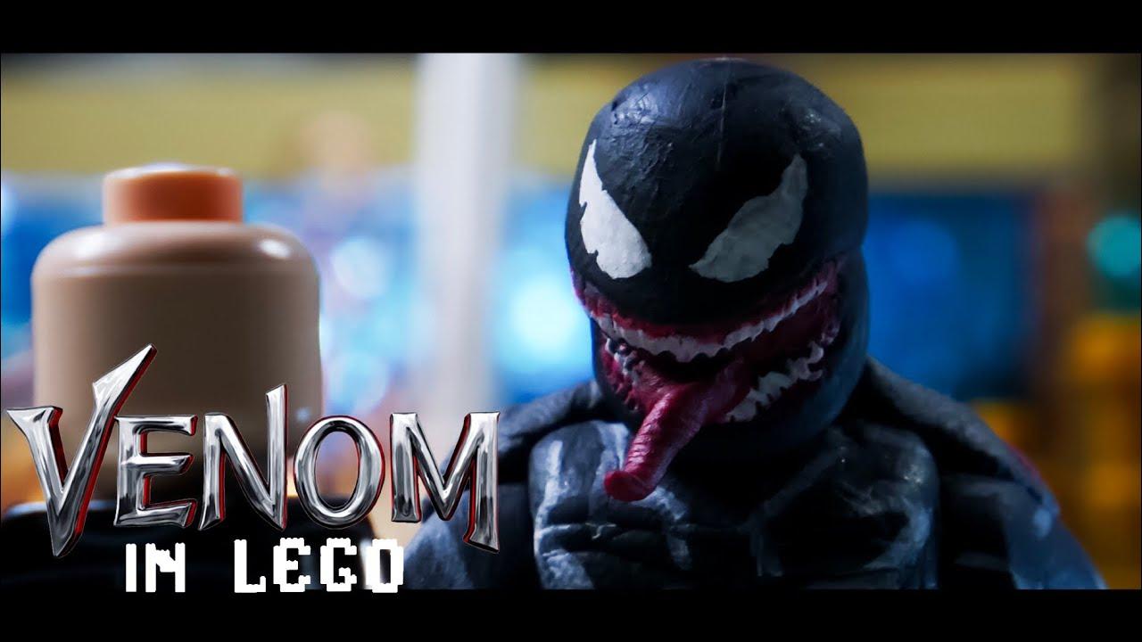 Venom Trailer In Lego Youtube