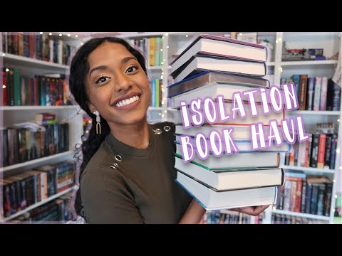 books i bought to read during quarantine | april book haul