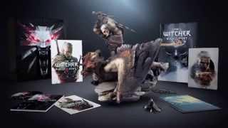 Présentation de l'édition collector The Witcher 3 : La Traque Sauvage