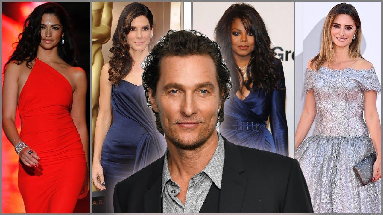 Matthew McConaughey Girlfriend (1995   2021)