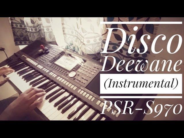 disco-deewane-nazia-hassan-instrumental-psr-s970-paraginstrumentals