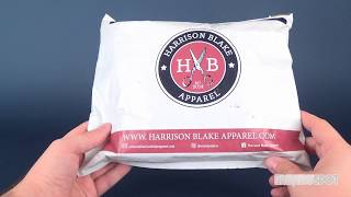 Subscription Spot | Harrison Blake Apparel May 2017 Subscription UNBOXING!