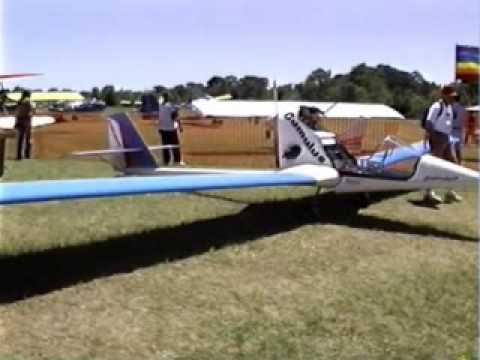 Cumulus Ultralight Motor Glider Youtube