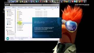 1й Видеоурок по Arduino