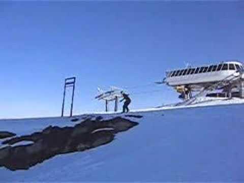 Coronet Peak rail grab