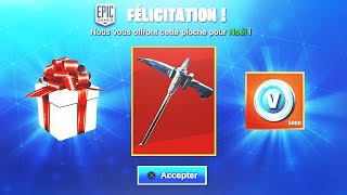 🔴 NEW FREE CADEAUX at 15:00 DEFIES 14 DAY FORTNITE!! FORTNITE EN