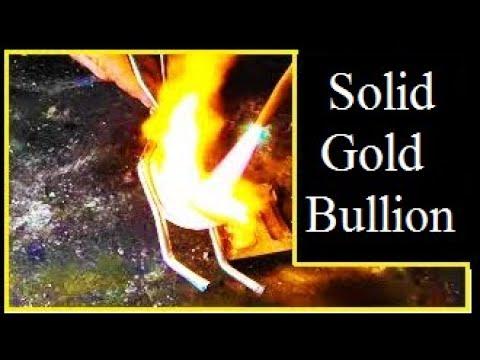 Turn Scrap into Solid Gold Bullion.
