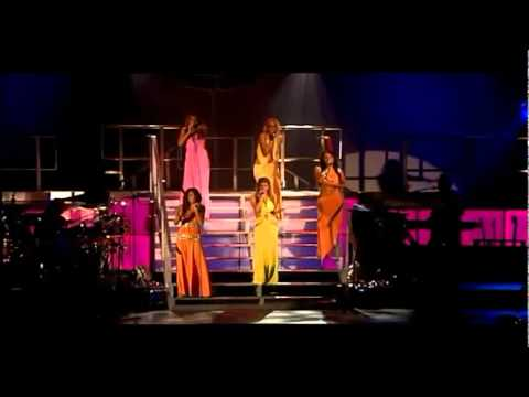 Girls Aloud - Deadlines & Diets (What Will The Neighbours Say Tour 2005)