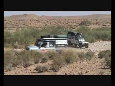 Land Rover Adventure Club: Raid Oasis Maroc 2011 - Adventure tour
