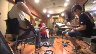 G-Koys Rehearsal Session  / September 2014, Tokyo