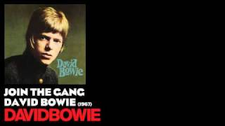 Join the Gang - David Bowie [1967] - David Bowie