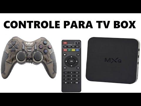 Controle USB para o Android TV BOX
