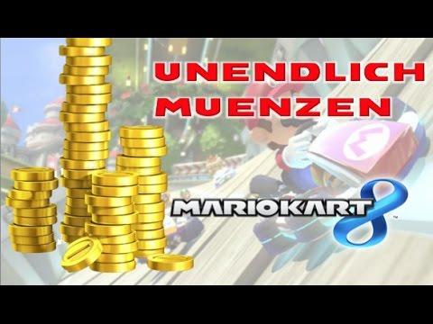 Unendlich Münzen In Mariokart 8 Deluxe Youtube
