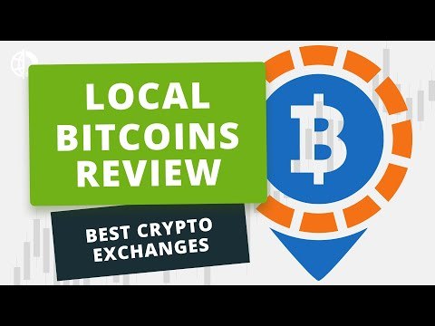 LocalBitcoins Review 2021. Best Crypto Exchanges